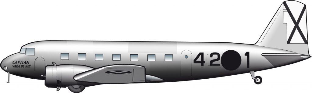 El Air Force One de la aviación nacional