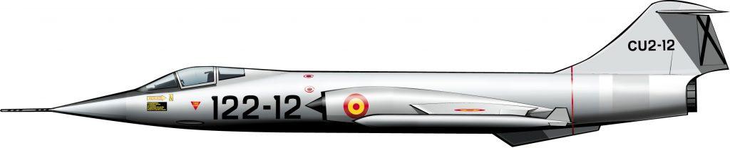 Mach 2 para el franquismo