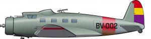La fallida conversión del Vultee V-1 en avión de guerra