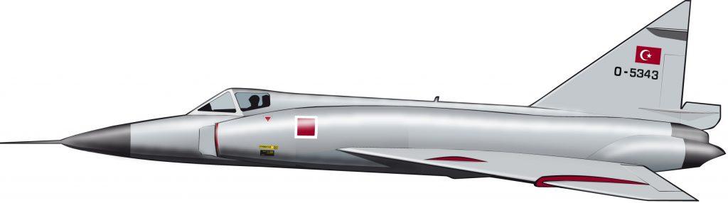 Daggers para la fuerza aérea turca