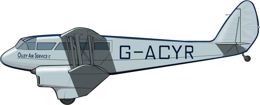 Taxi aéreo para general golpista