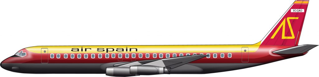 Air Spain tropieza con el petróleo