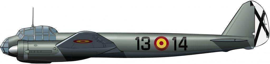La Superioridad ordena eliminar los símbolos fascistas de los aviones