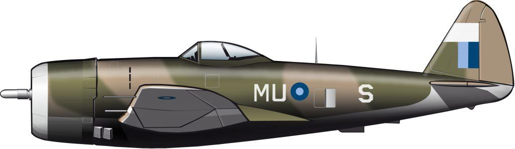 La RAF contra la República Indonesia