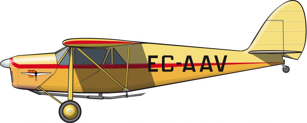 Una aviación nacional para Cataluña
