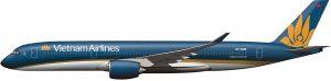 Un futuro brillante para Vietnam Airlines