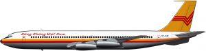 Un 707 de Air Vietnam