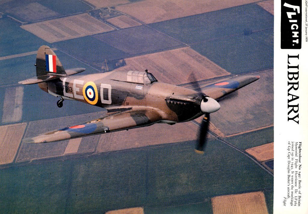 Hawker Hurricane, 1943
