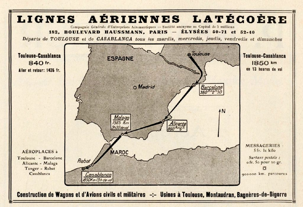 Líneas Aéreas Latécoère
