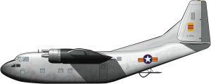 Fairchild Provider: el avión que envenenó un país entero