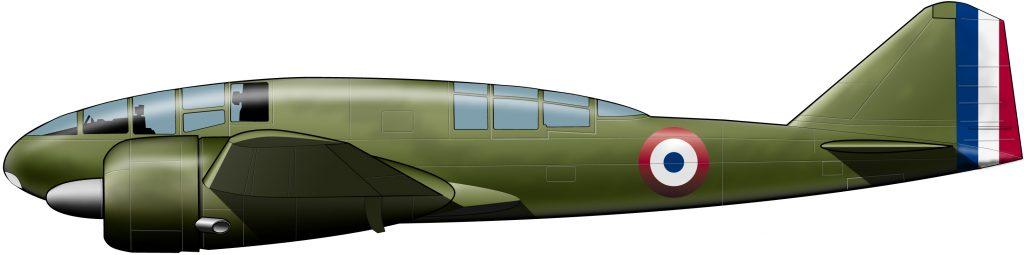 La etapa japonesa de la aviación francesa