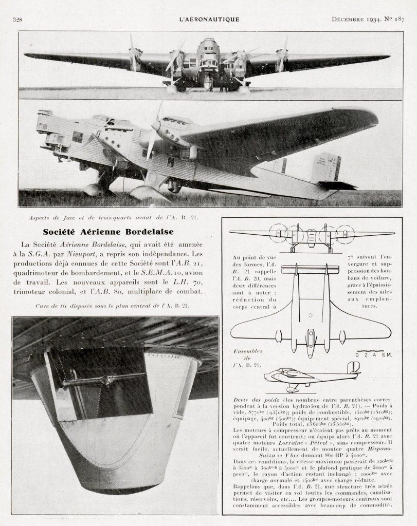 La fortaleza volante de Bordelaise