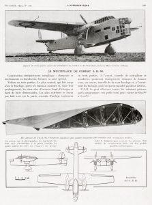 El concepto de fortín volador