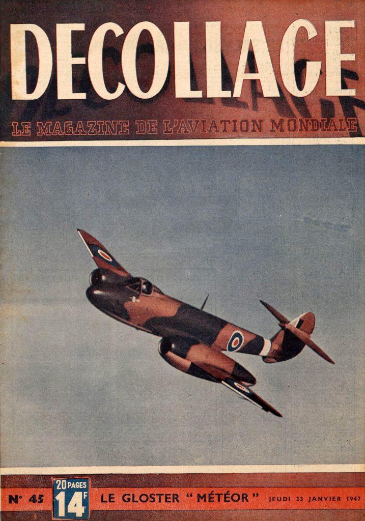 El primer jet de caza británico