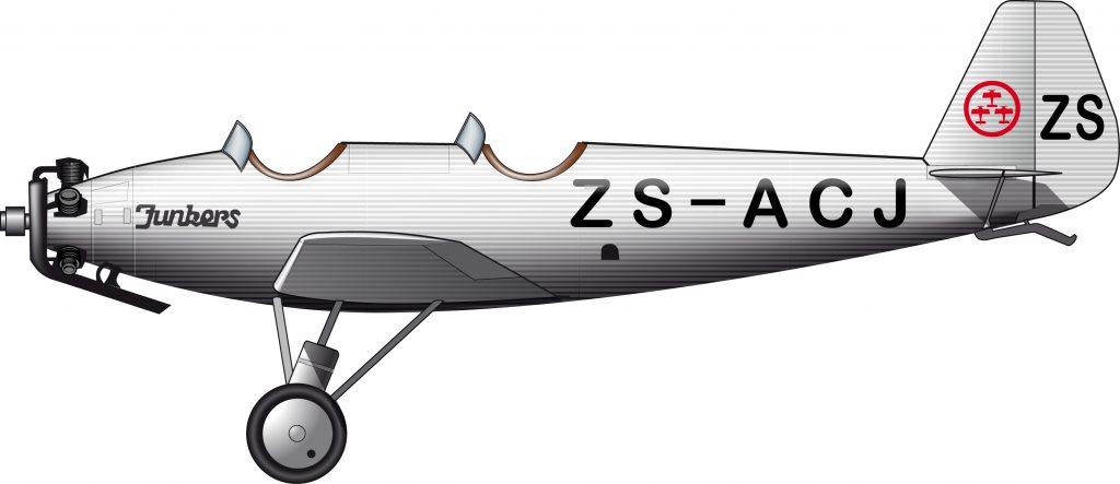 La conexión africana de Junkers