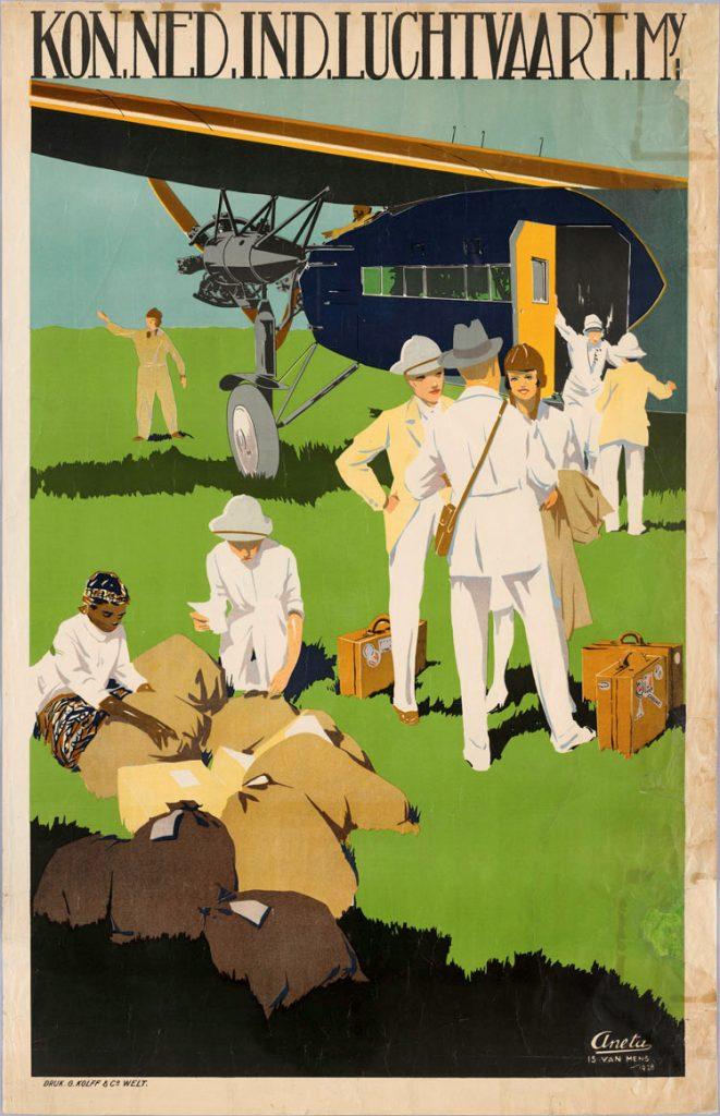 KNILM – la aerolínea de las Indias Orientales neerlandesas