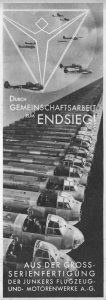 Nazi Aircraft Ads: Junkers Ju-88