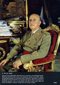 Etología del general Franco