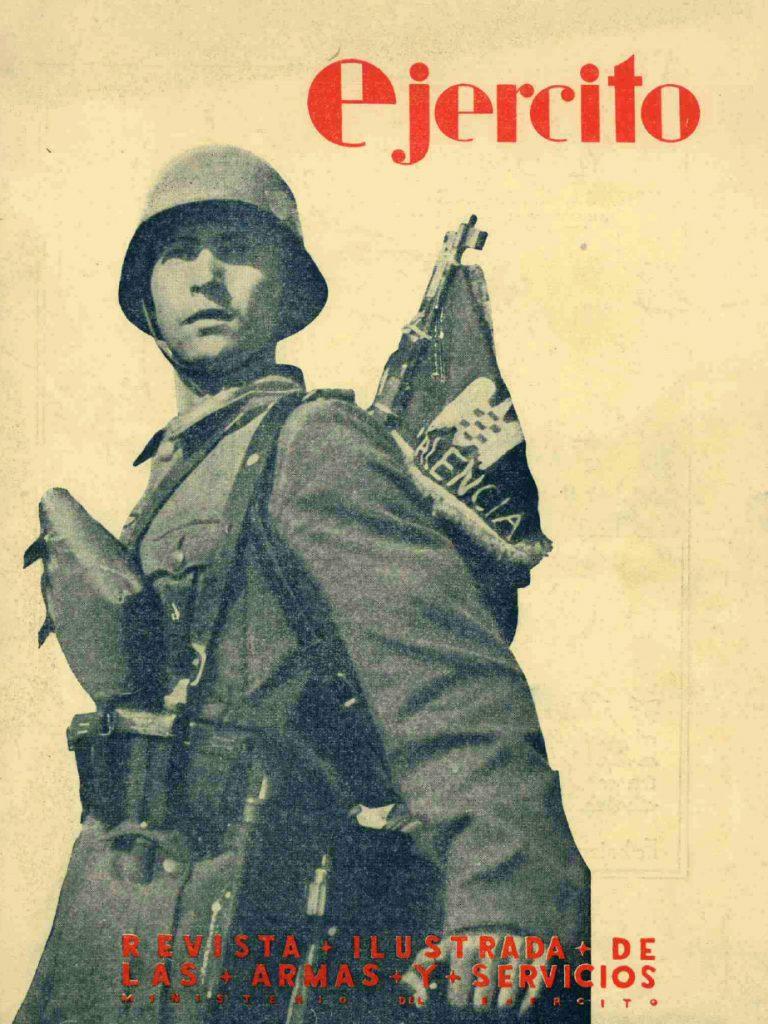 Soldado del Frente de Juventudes