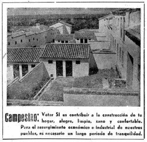 """""""Un largo período de tranquilidad"""": el referéndum de 1947"""