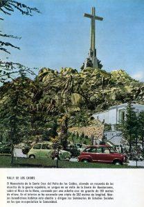 Epicentro del franquismo: el Valle de los Caídos