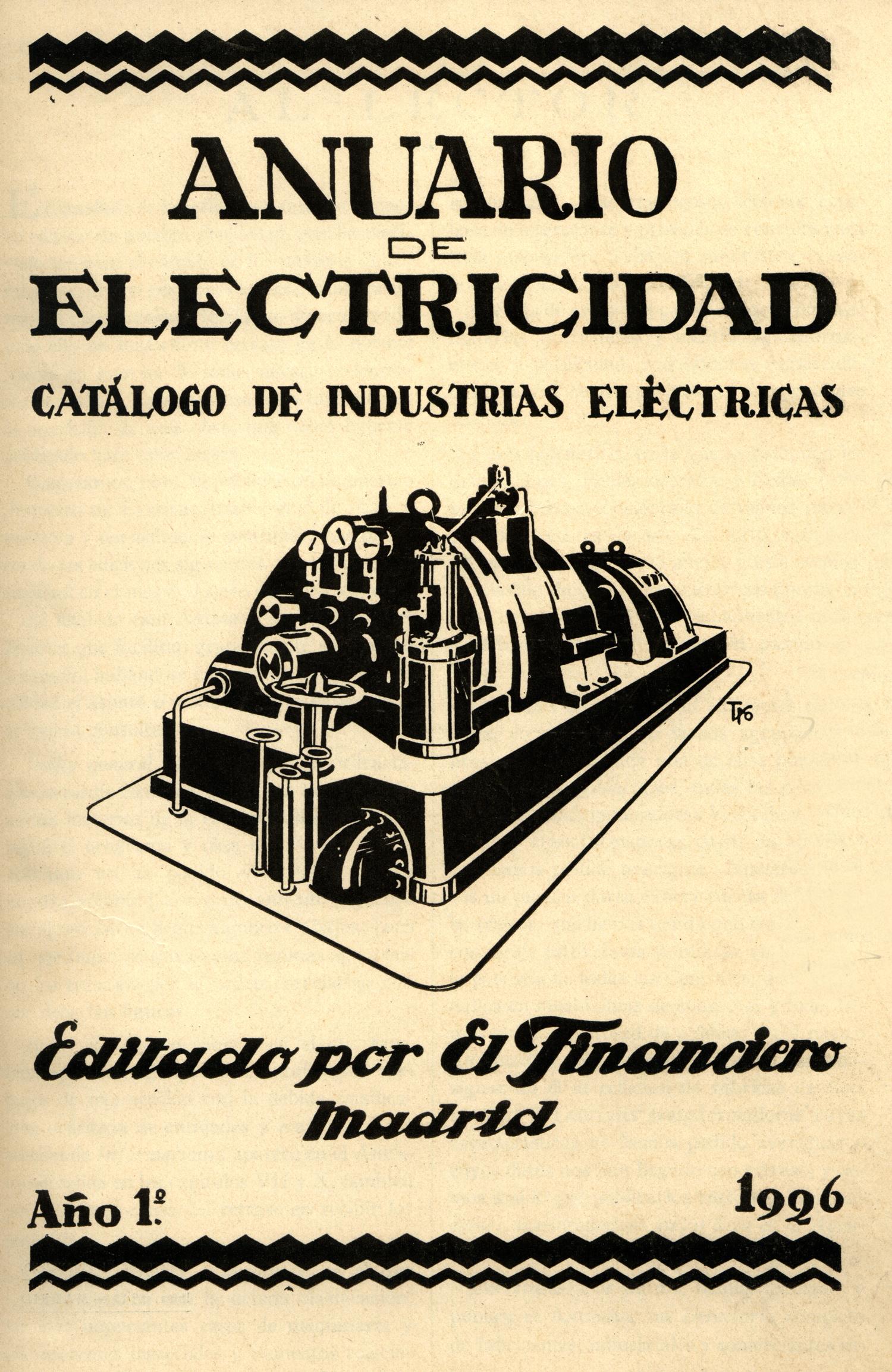 1926anuarioelectricidadportada