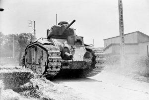 Un super tanque francés