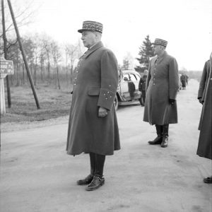 Gamelin, el general que perdió la batalla de Francia