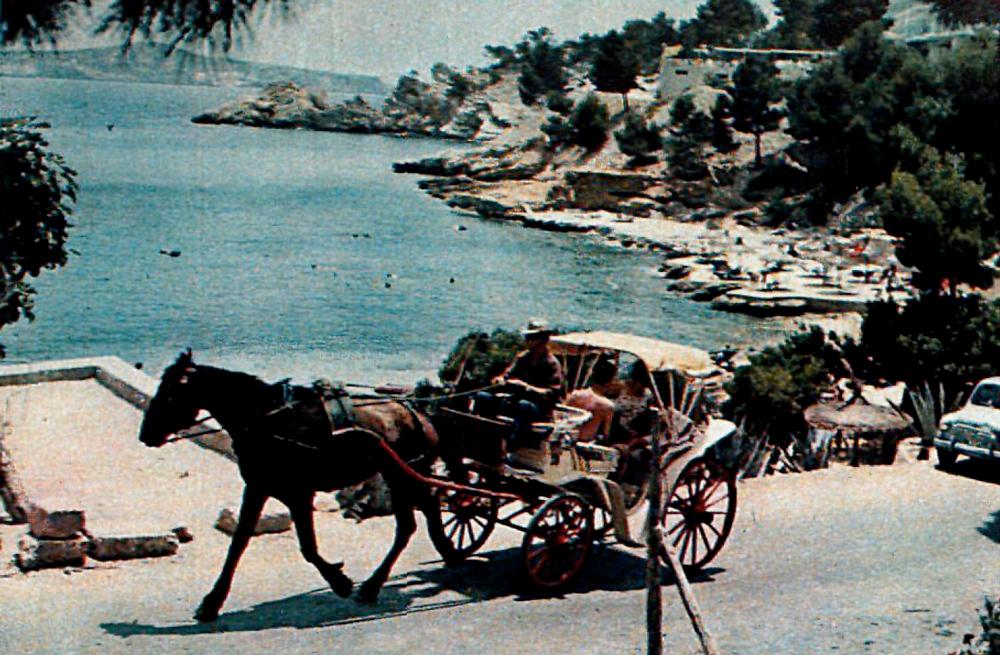 Islas en el mar catalán