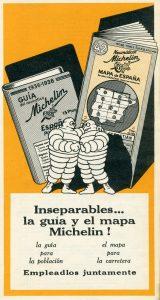 Guía Michelín de 1936