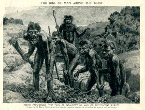 El brutal neandertal