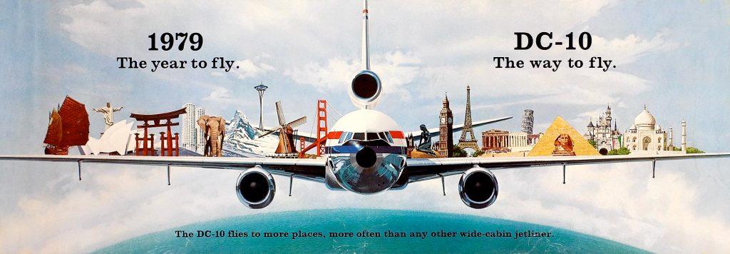 Un mal año para el Douglas DC-10