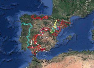 Azar y necesidad: cómo se delimitó el territorio de los dos Estados