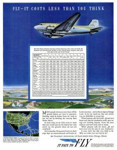 45 años antes de Ryanair: volar es más barato de lo que piensa