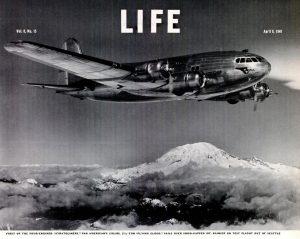 La versión civil y estratosférica de la Fortaleza Volante
