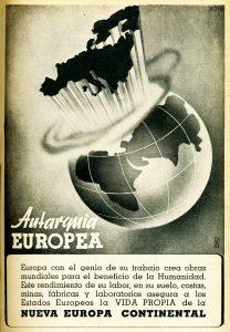 Autarquía, una palabra para el Imperio alemán