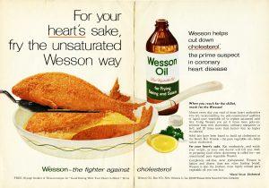 El mito del aceite vegetal anti-colesterol
