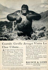 El gran gorila de Nueva York