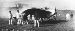 La guerra llega a la aviación española