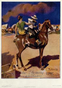 Sirviendo fino a caballo: la imagen canónica de Andalucía