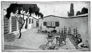 Una casa modesta