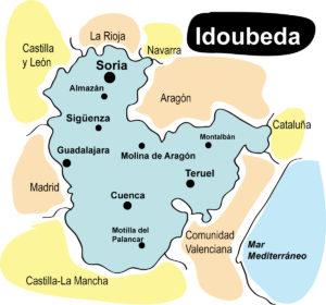 La Idoúbeda, una nación desconocida