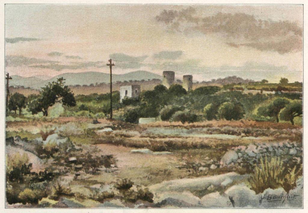 José Boniquet: paisaje