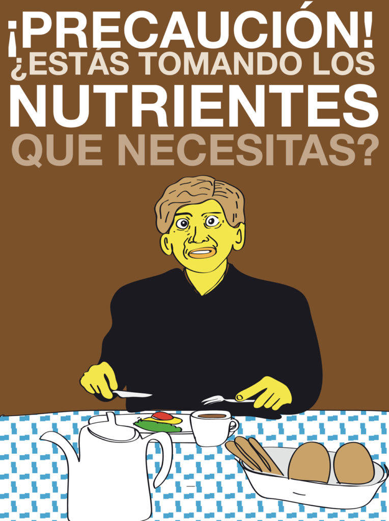 ¿Cuánto hace que no vas al nutricionista?
