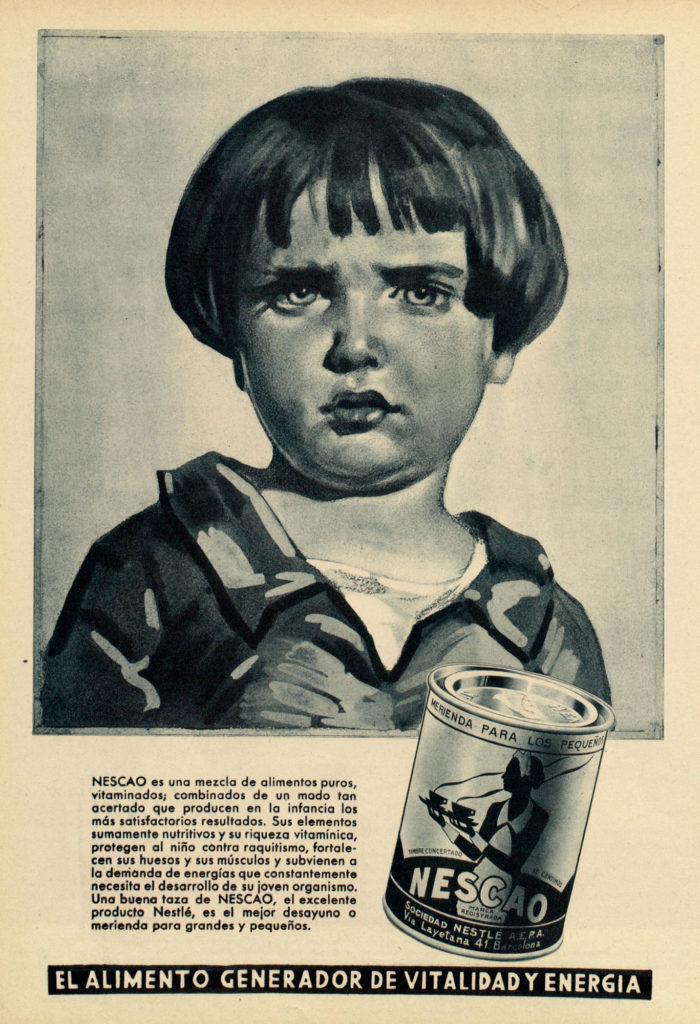 En el origen del actual desayuno infantil