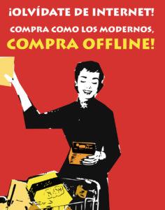 La compra offline se hace viral