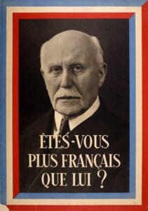 ¿Acaso eres más francés que él?