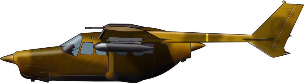 Superavionetas de guerra y armas de destrucción masiva en Rhodesia