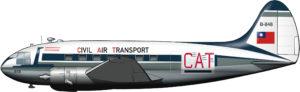 CAT, la aerolínea con una cara oculta