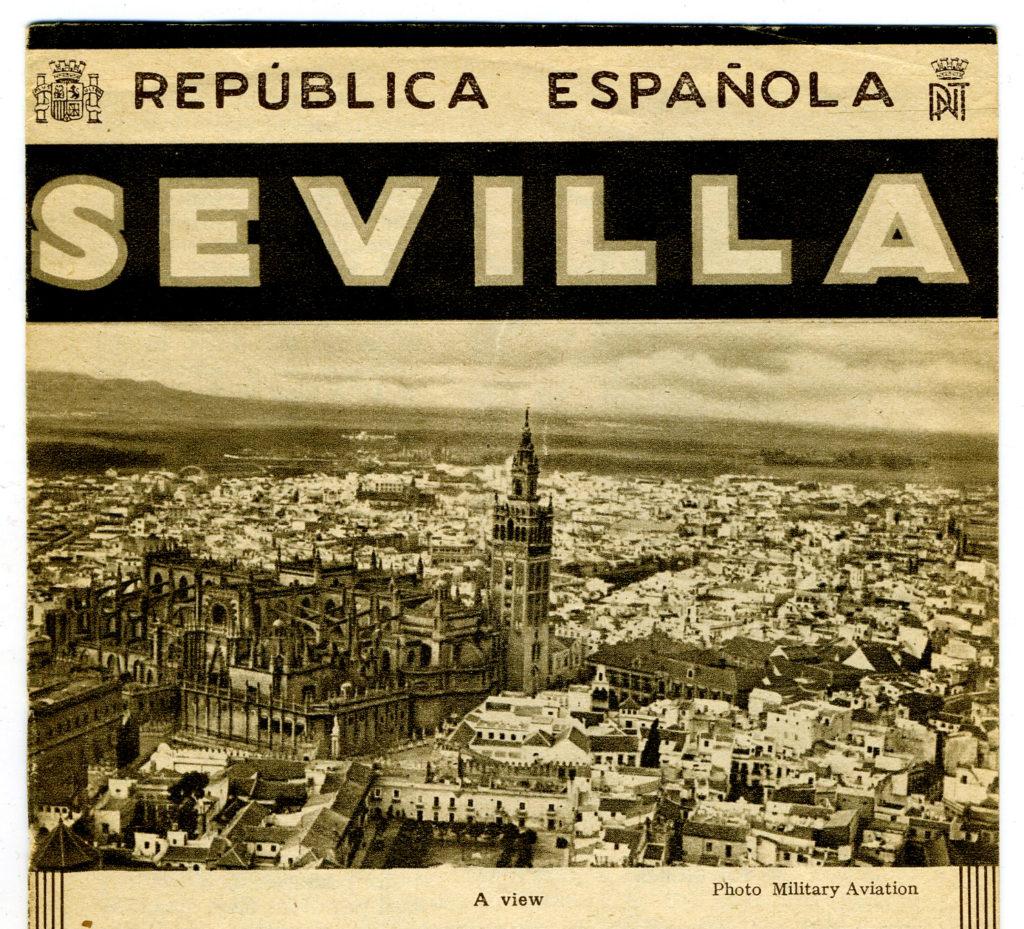 Sevilla aérea y republicana